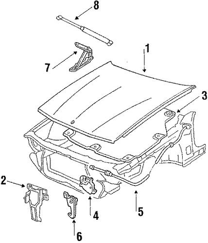 Oldsmobile Bravada Transfer Case Diagram In Addition 1968 Oldsmobile