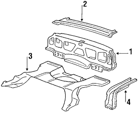 Cadillac Ac Parts