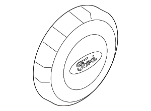Center Cap - Ford (5L3Z-1130-S)