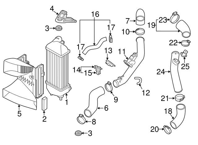 Kia 39300-84400 Manifold Absolute Pressure Sensor