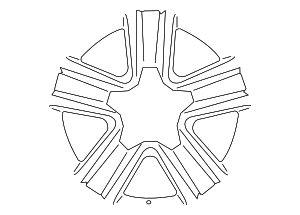 Wheel - Toyota (42611-60C21)
