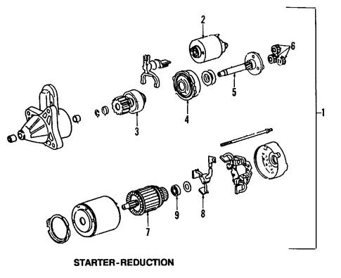 Mazda Bearing N32618x62a