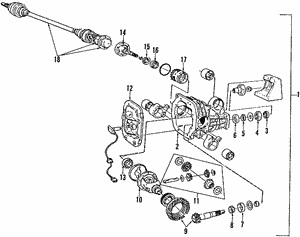 Axle Shaft Assembly