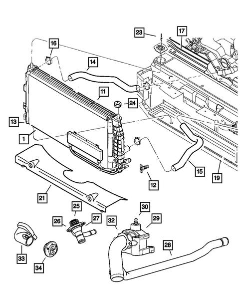 wiring diagram for 2004 dodge intrepid radiator and related parts for 2004 dodge intrepid  related parts for 2004 dodge intrepid