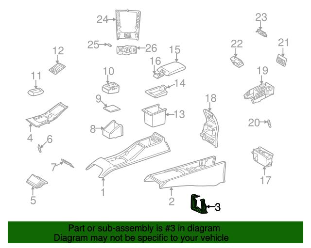 Benz Parts Diagram
