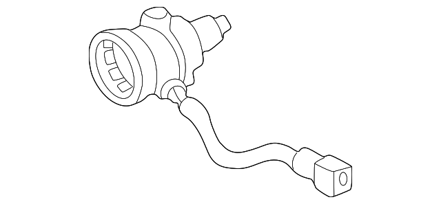 Motor, Cooling Fan (Denso)