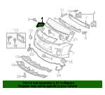 Side Retainer - Toyota (52115-47041)