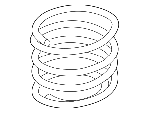 Coil Spring - GM (92277174)