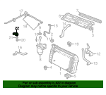 Thermostat Housing - GM (10108667)