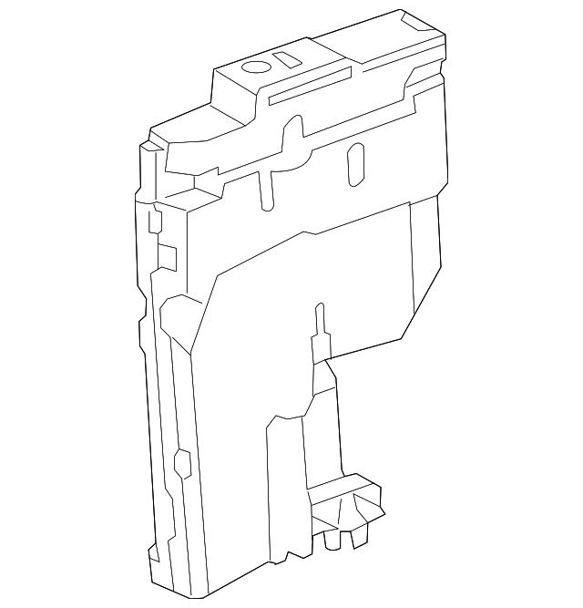 Mercedes Fuse Box