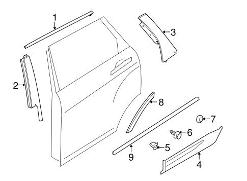 Rear View Power Mirror Wiring Diagram