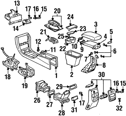 1969 Seat Belts furthermore Chevrolet Lumina Connector 1996 1999 furthermore 2011 Gmc Acadia Anti Theft Fuse moreover Cadillac Coloring Pages moreover T23519731 2004 chwvy truck theft deterrent module. on cadillac deville black