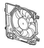 Fan Shroud - GM (95205515)