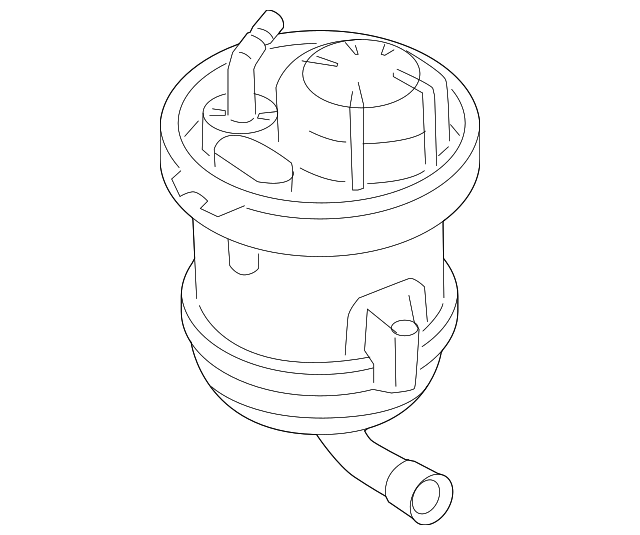 Genuine Audi Fuel Filter 7l8 919 679