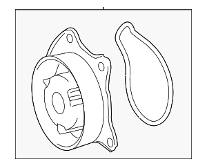 Water Pump - Toyota (16100-09620)