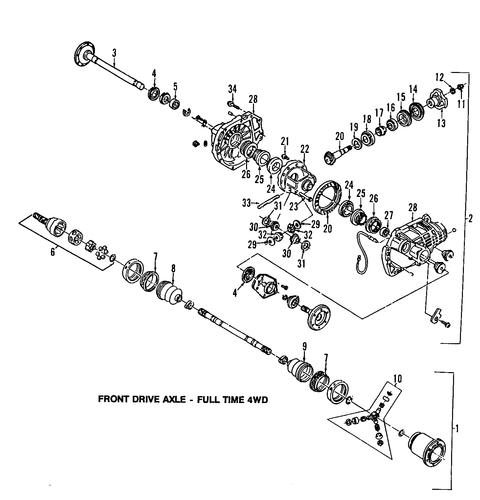 Gm Tbi Diagram