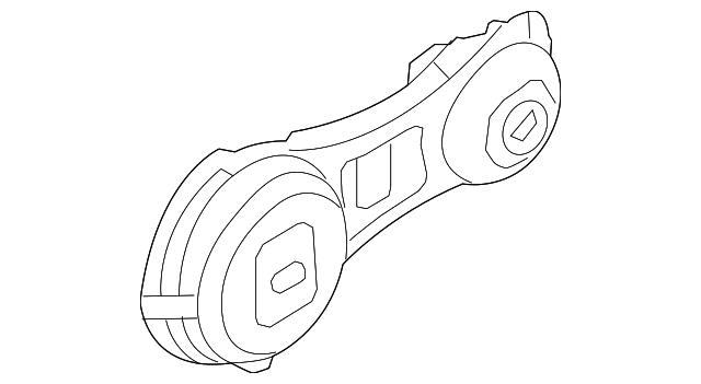 trans mount