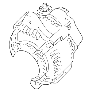 Alternator - Toyota (27060-75460)