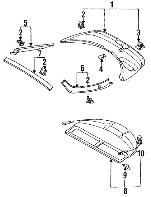 Eclipse Rear Suspension