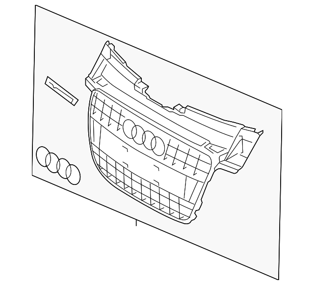 center grille