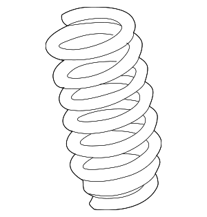 Coil Spring - GM (23290849)