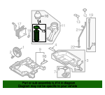 Oil Filter - Volkswagen (079-198-405-E)
