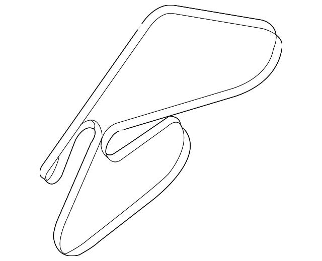 32 2006 Kia Sedona Serpentine Belt Diagram