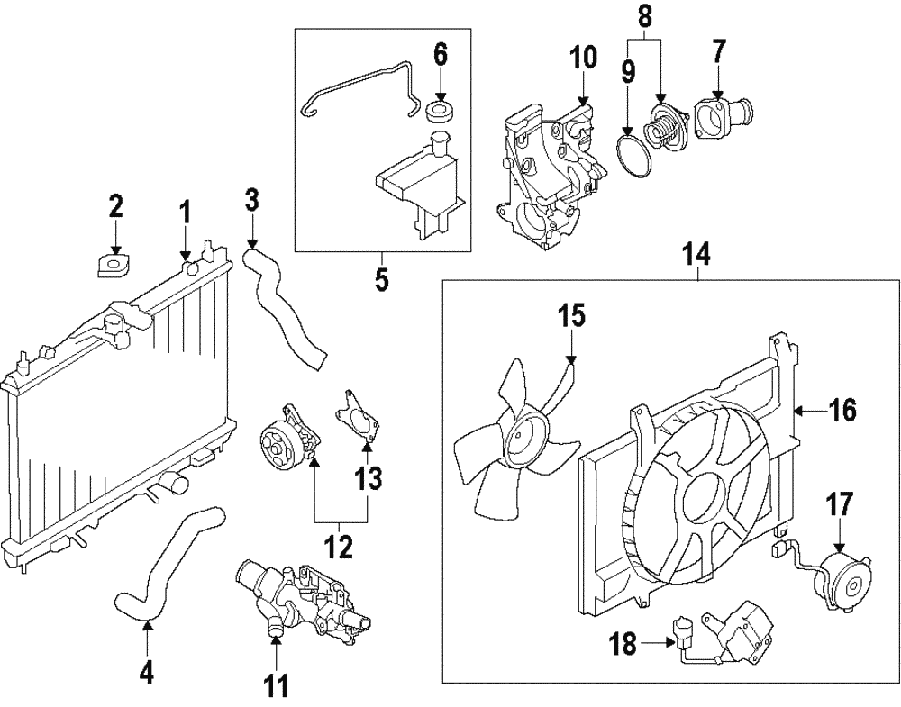 Nissan Altima 2 5 Engine Diagram Water Pump Housing