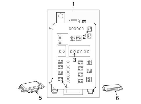 fuse relay for 2006 chrysler 300. Black Bedroom Furniture Sets. Home Design Ideas