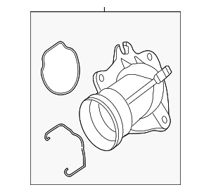 Thermostat - Mercedes-Benz (642-200-20-15)