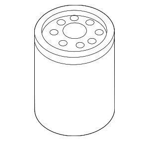 Oil Filter - Ford (E3TZ-6731-A)