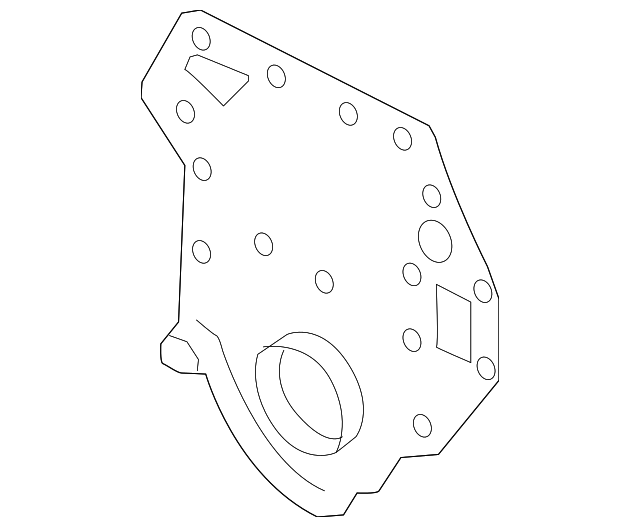 COVER - TIMING BELT