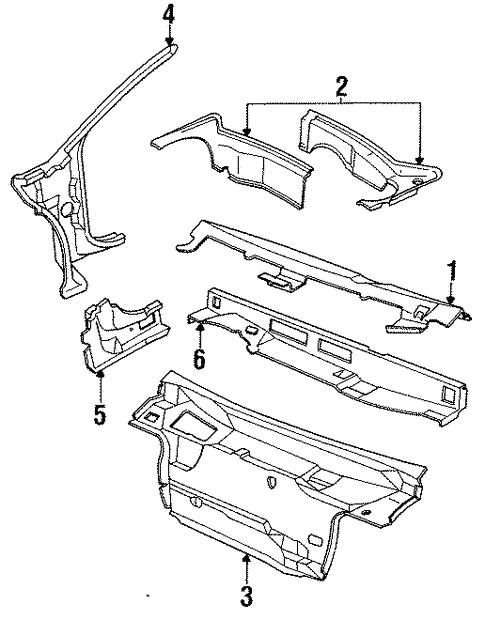 Chevy Corsica Vacuum Line Diagram
