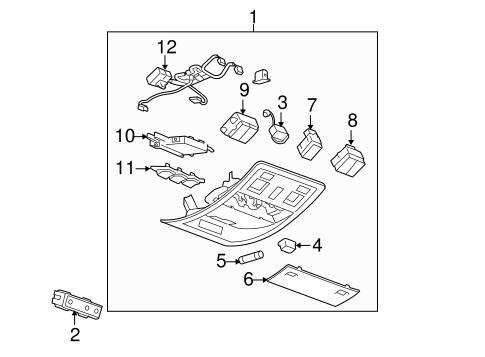 liftgate parts for 2007 chevrolet tahoe. Black Bedroom Furniture Sets. Home Design Ideas
