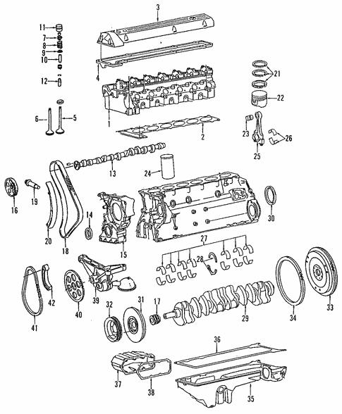 engine parts for 1991 mercedes benz 350 sd mb parts exp rh mbpartsexpress com Interior Mercedes 350SDL Mercedes-Benz 350SDL 1991