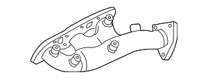 Exhaust Manifold - Nissan (14002-AM612)