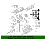 Filter Housing - Volkswagen (038-115-389-D)