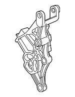 alternator mount bracket gm 12567695 gmpartsdirect 2014 Impala Gauge Cluster alternator mount bracket