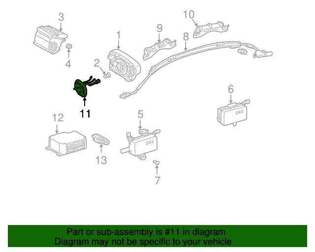 Contact spiral mercedes benz 169 464 11 18 for Mercedes benz parts contact number
