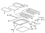 Sunshade - GM (25875193)