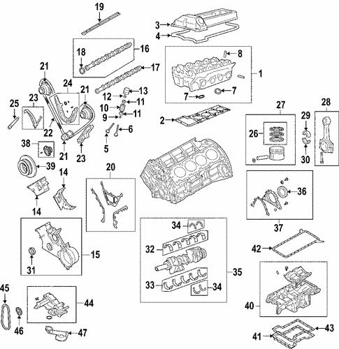 [SCHEMATICS_48YU]  Engine for 2004 Land Rover Range Rover | Land Rover Cape Fear Parts | 2004 Land Rover Engine Diagram |  | Land Rover Cape Fear Parts