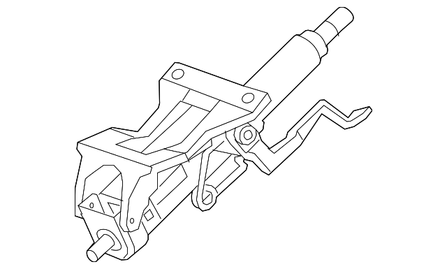 GM OEM Steering Column-Lower Shaft Lower Bolt 11571223