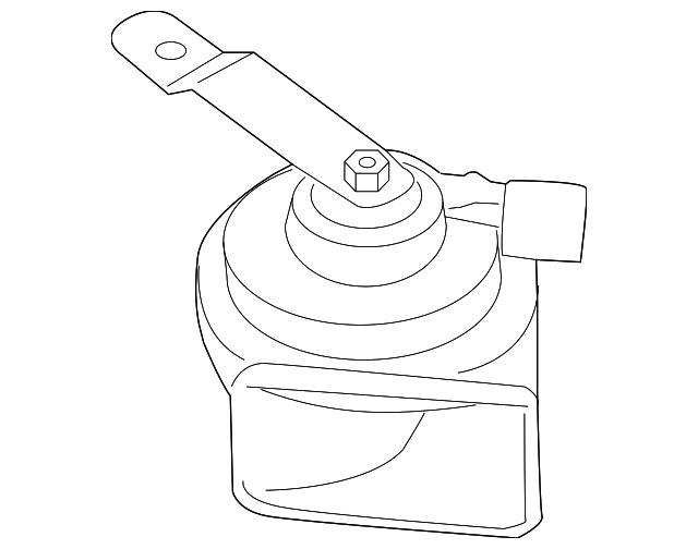Bmw X3 Horn