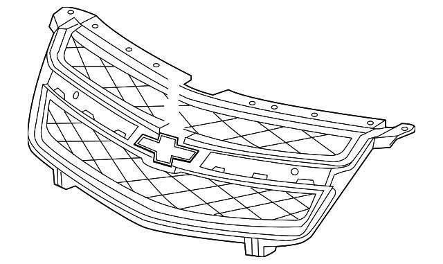 upper grille