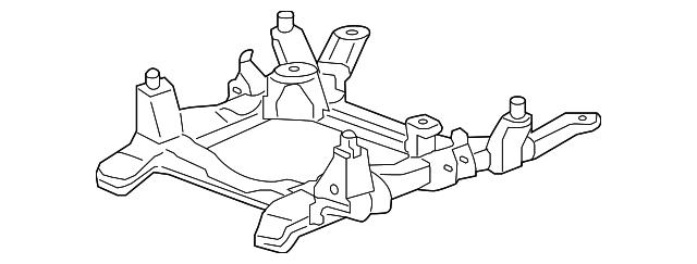 Suspension Sub Frame