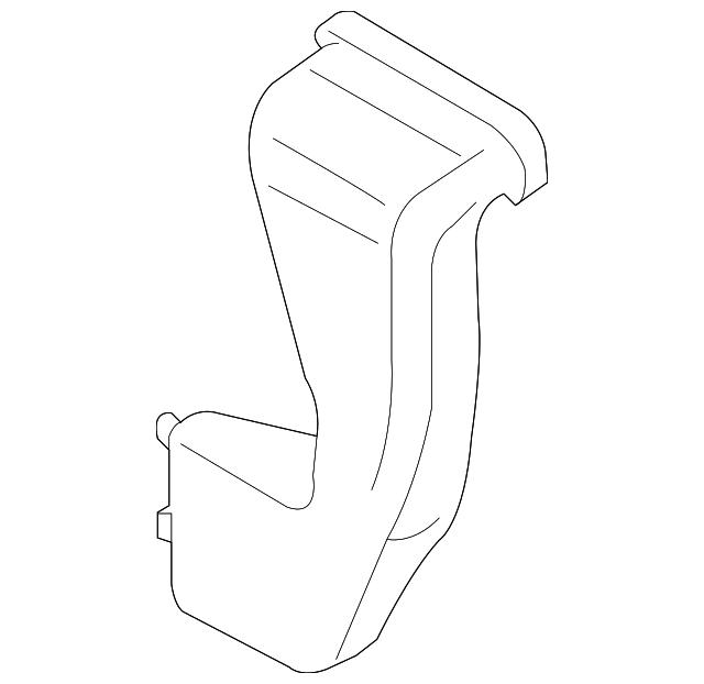 2013-2019 Ford Fusion Extension DG9Z-10C665-G