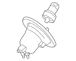 Fuel Filter - Mercedes-Benz (172-470-04-90)