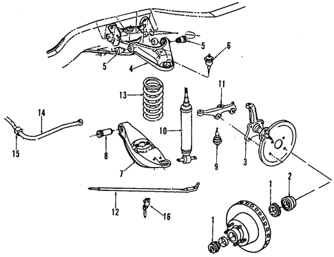 Steering Gear Linkage For 1990 Dodge Ramcharger