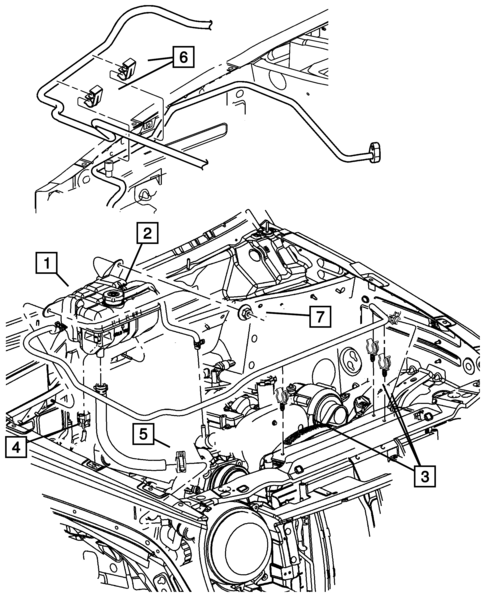 Jeep Engine Coolant