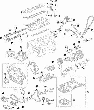 Engine Parts | Jaguar Merriam Parts